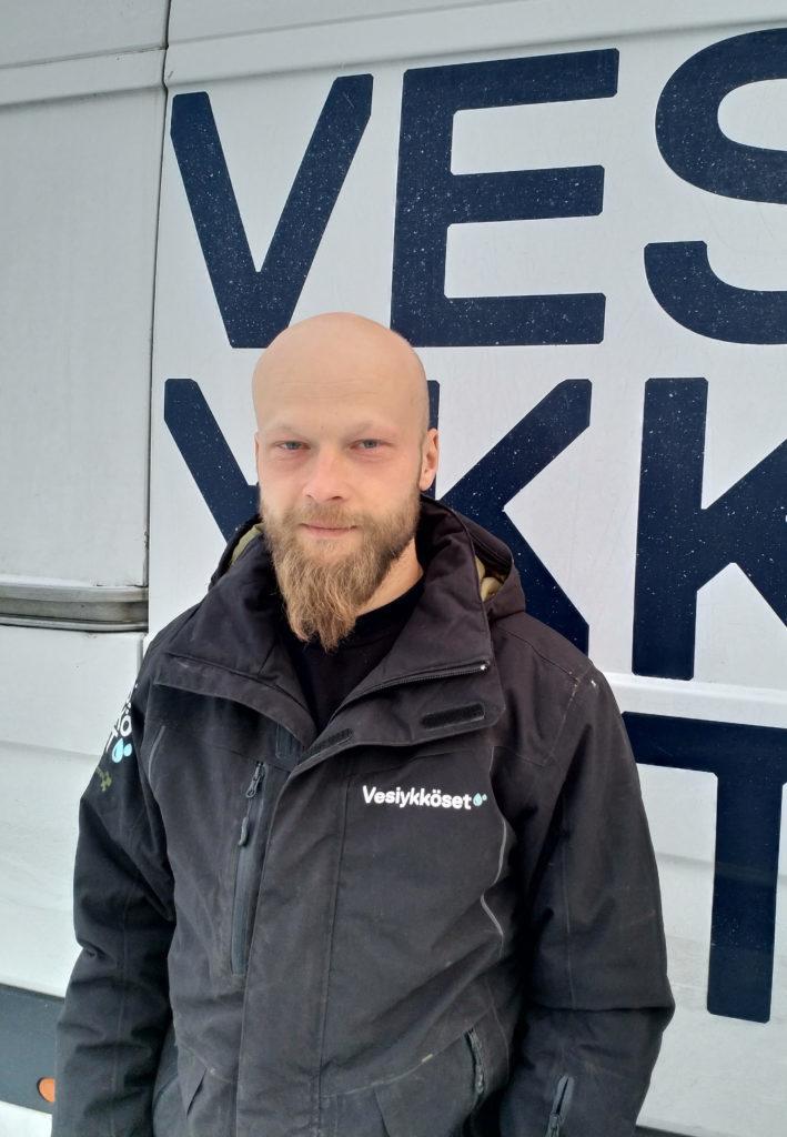 Ossi Kantoniemi Vesiykköset