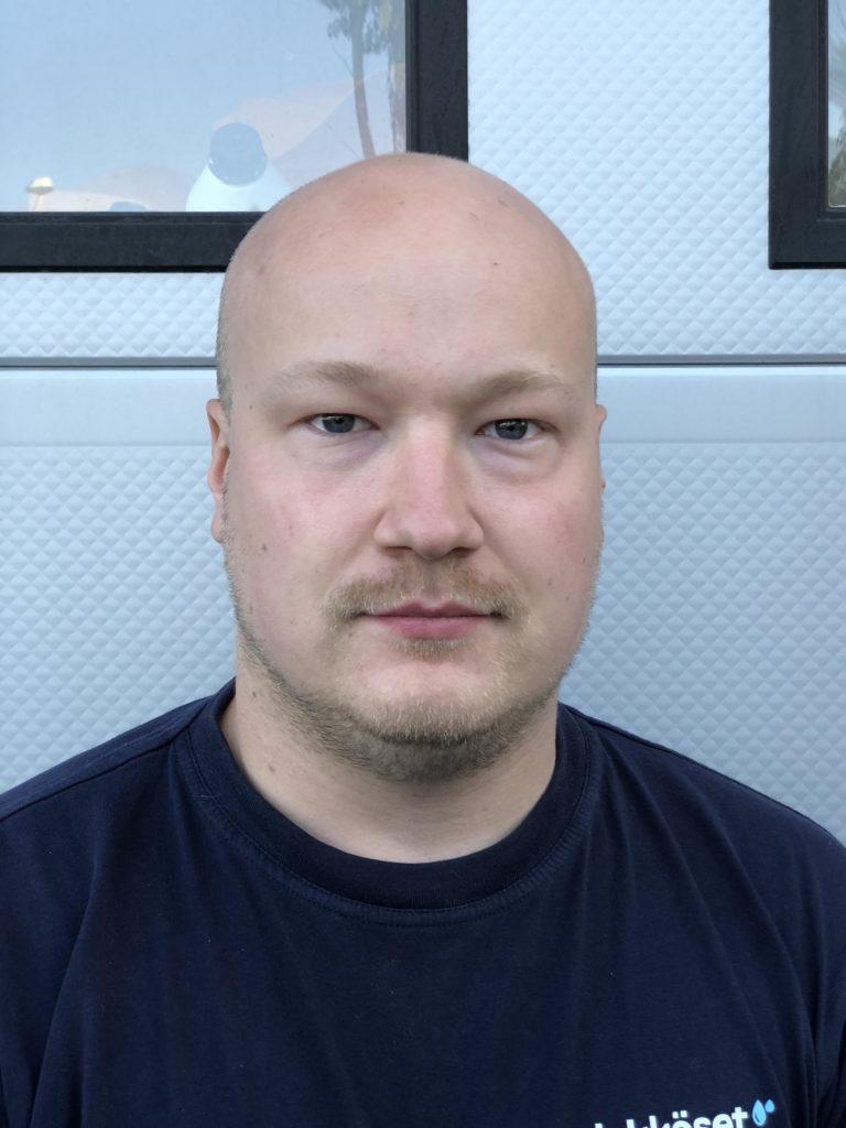 Tuomas Holm Vesiykkoset
